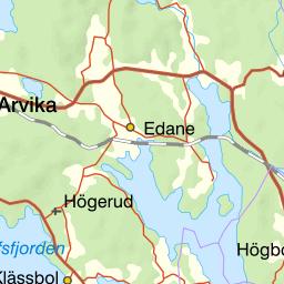 Karta Arvika Kommun.Karta Over Fiskeomradet Varmeln