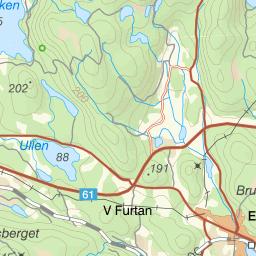 Karta Arvika Kommun.Karta Over Fiskeomradet Racken Alken Mfl