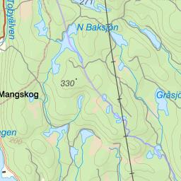 Karta Arvika Kommun.Karta Over Fiskeomradet Mangskogsalvarnas Fvof